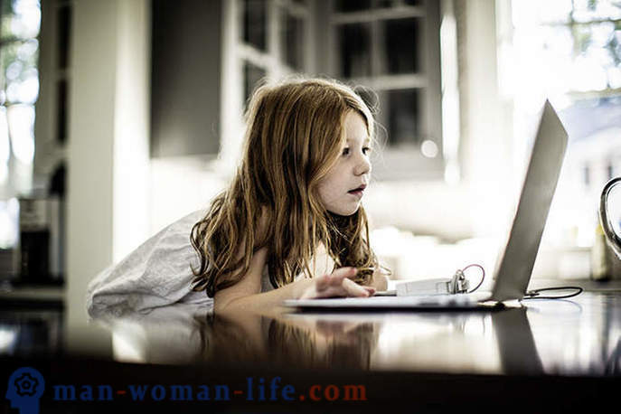 Children on the Internet: Is anxiety justified parents?